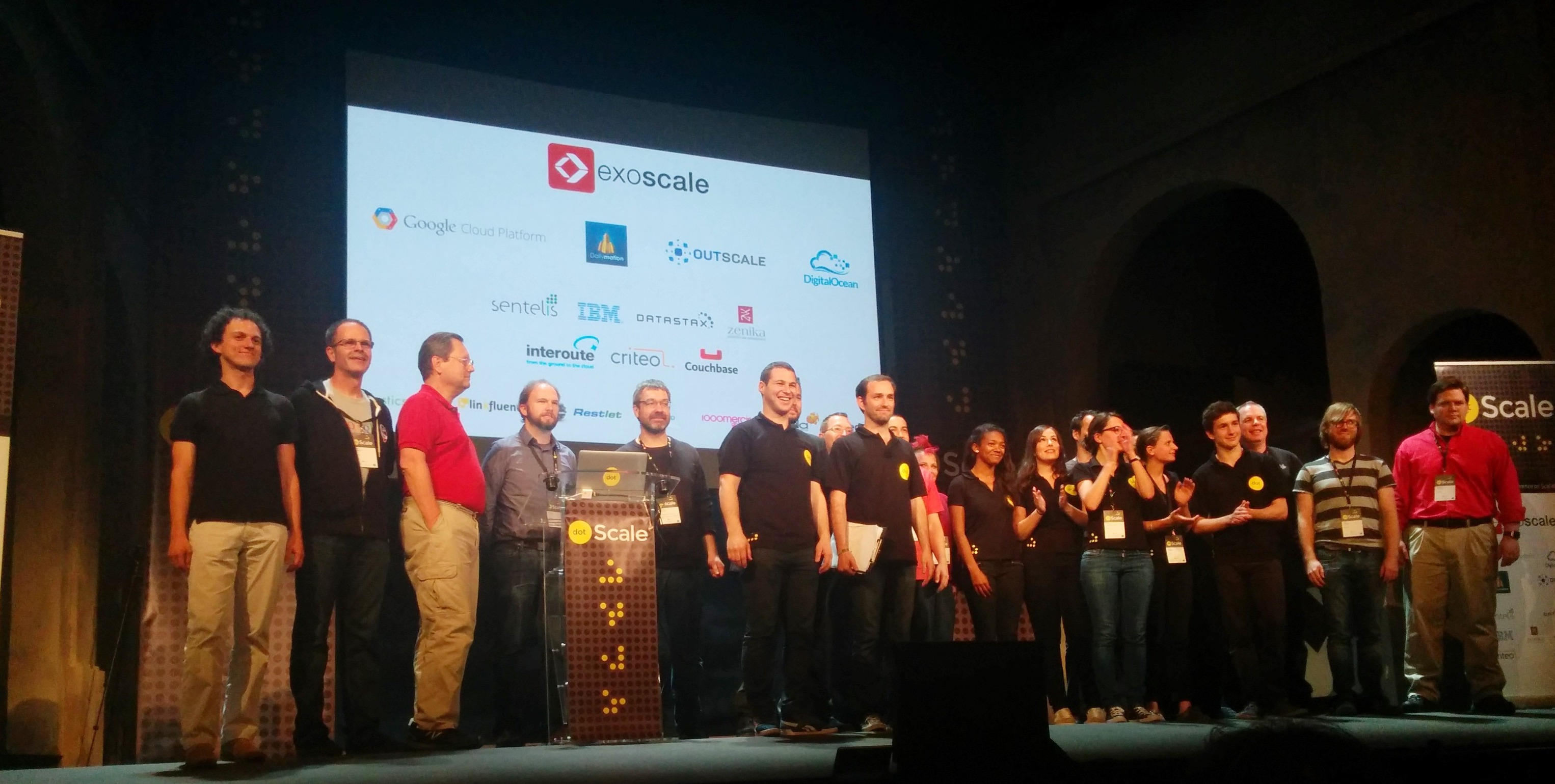 dotScale 2014 Speakers