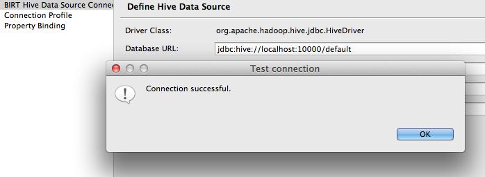Hadoop, part 2 : the link between Hadoop and BIRT