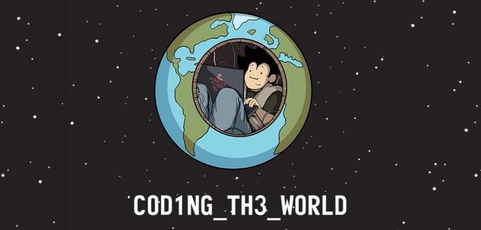 COD1NG_TH3_WORLD – De la révolution informatique à la révolution numérique