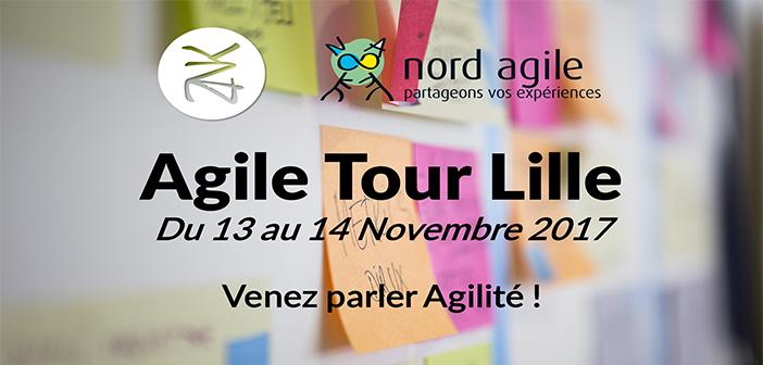 Zenika sera présent à l'Agile Tour de Lille !