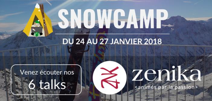 Snowcamp, la conférence qui envoie de la noix !