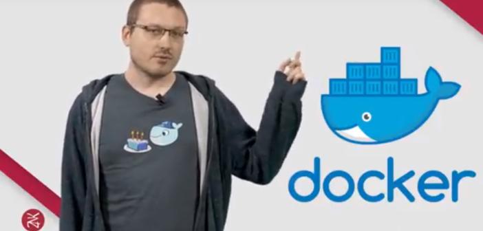 Commencer avec Docker en milieu hostile par Eric Briand