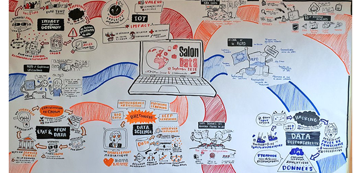 Salon de la Data – Nantes 2018 partie 1