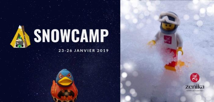 Quand te reverrai-je ? Snowcamp merveilleux !