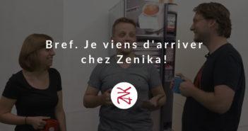 La journée d'un collaborateur Zenika