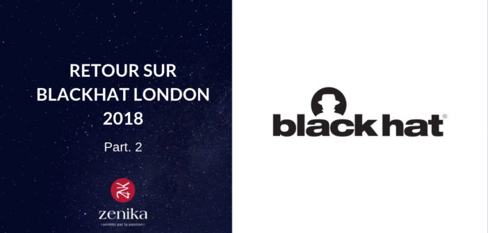 BlackHat london 2018 - 2