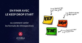 Blog Zenika - Keep drop start - restrospective