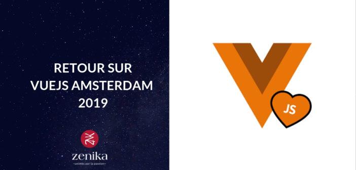 Retour sur Vue.js Amsterdam 2019