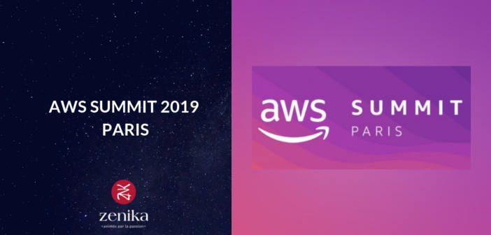 Blog Zenika AWS summit Paris 2019