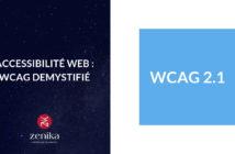 Blog Zenika - WCAG démystifié