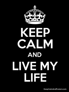 live-my-life