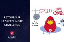 Blog Zenika - Sketchnote challenge