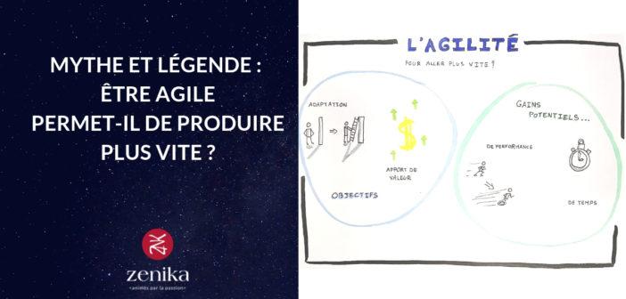 Blog Zenika - agilite production rapidite