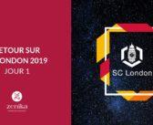 Retour sur SC London 2019 – Jour 1