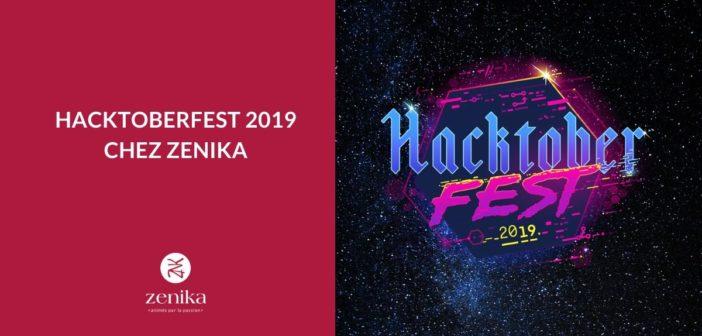 Hacktoberfest 2019 chez Zenika
