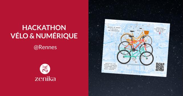 Hackathon vélo & numérique 2020 à Rennes – un coup de pédale dans l'innovation et les mobilités douces !